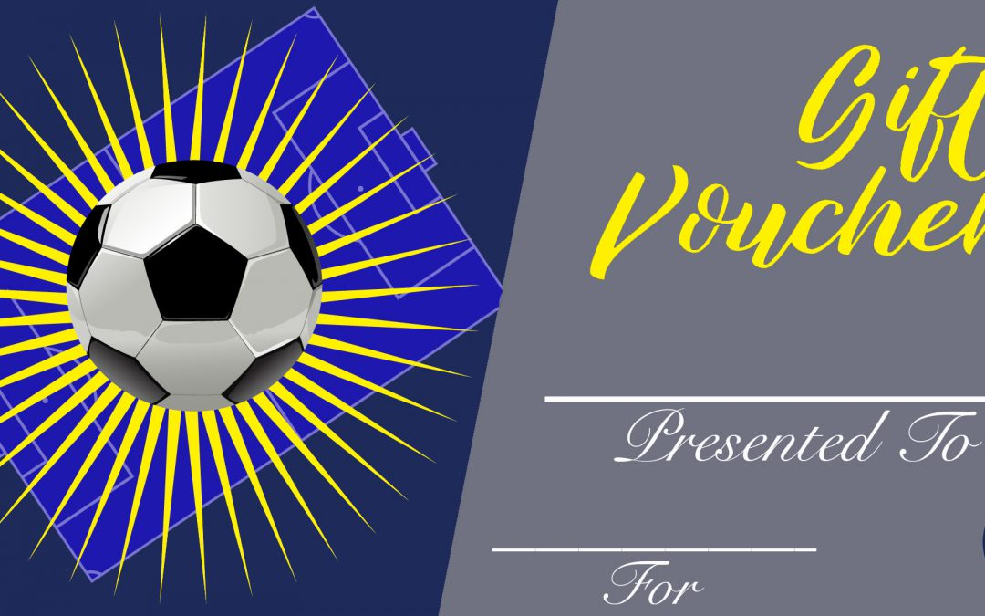 Give The Gift Of Soccer