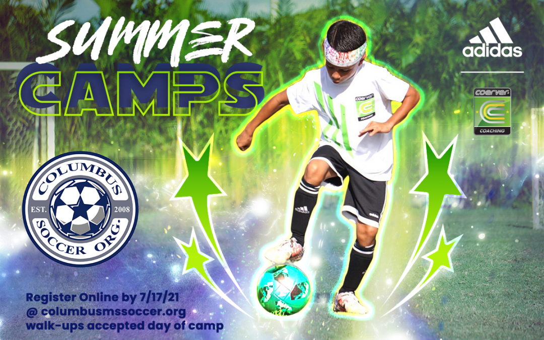 Coerver Summer Soccer Camp